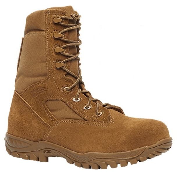 "Belleville C312 ST Coyote 8"" Hot Weather Tactical Boots"