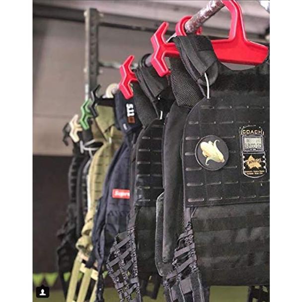 Tough Hook Heavy Duty Tactical Equipment Hanger