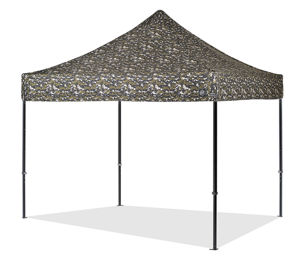 E-Z UP Endeavor 10'x10' Camouflage Tent Shelters
