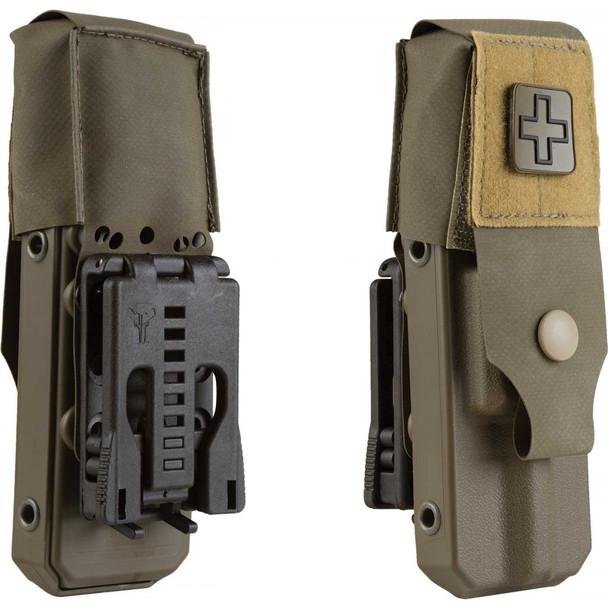 North American Rescue Rigid Gen 7 Combat Application Tourniquet Cases with Covers