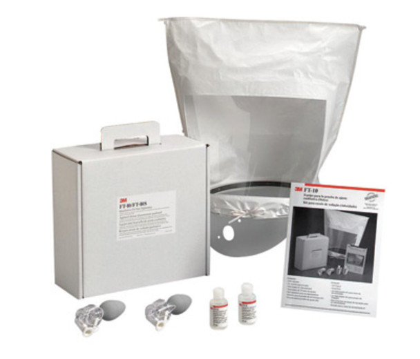 3M Qualitative Fit Test Apparatus Kits