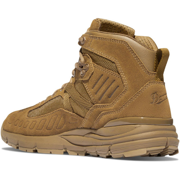 Danner Full Bore Boots, Tan W/ Free Danner Socks