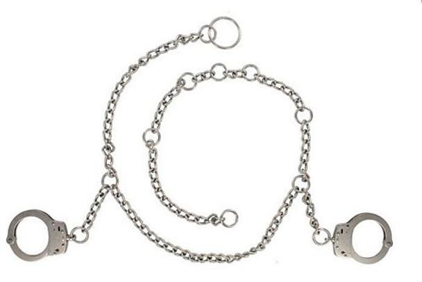 S&W Model 1800 Belly Chain w/Handcuffs