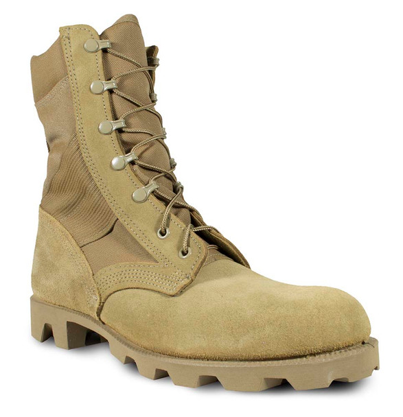 McRae 8190 Hot Weather Coyote Boot w/Panama Outsole