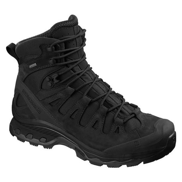 Salomon L40723200 Quest 4D GTX Forces 2 EN Black Boots
