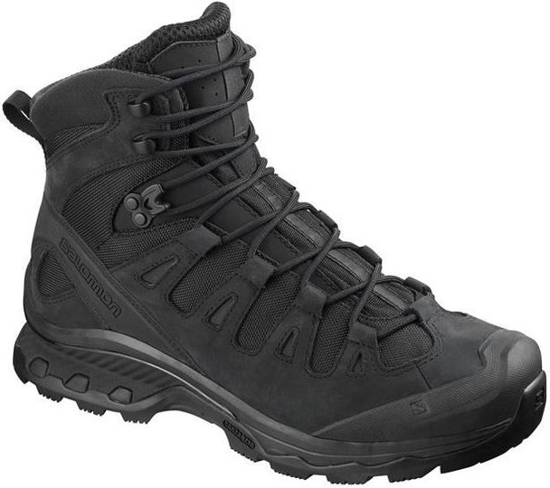 Salomon L40682500 Quest 4D Forces 2 EN Black Boots