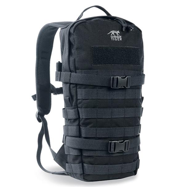 Tasmanian Tiger Essential Pack MK II 9L Backpack, Black