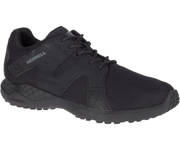 Merrell Men's 1SIX8 Mesh AC+ PRO Work Shoe, Black