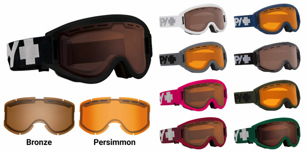 Spy Optic Getaway Snow Goggles