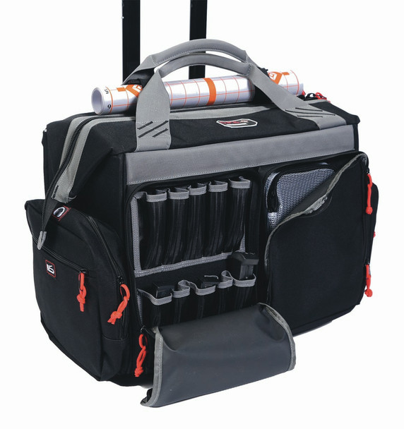 G Outdoors Rolling Range Bag
