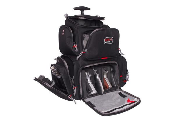 G Outdoors Rolling Handgunner Backpack