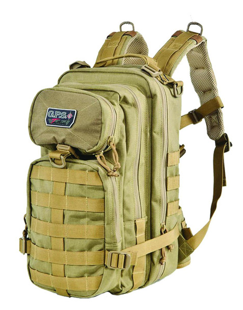 G Outdoors Tactical Loaded Bugout Backpack