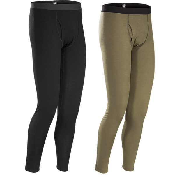 ArcTeryx Mens Cold WX AR Wool Bottoms