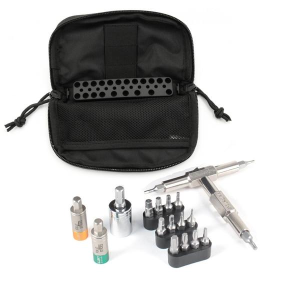 "Fix It Sticks 2 Torque Limiter Kits w/ Deluxe Case 65"" & 25"" lbs"