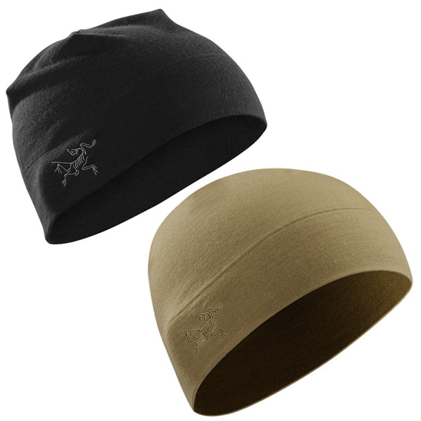 ArcTeryx RHO Lighweight Wool Beanie