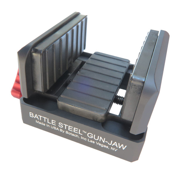 Battle Steel GUN-JAW Aluminum w/Ball Head