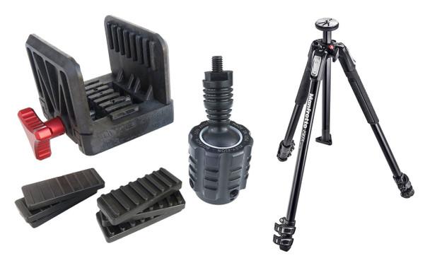 Battle Steel GUN-JAW Polymer w/Ball Head & Tripod