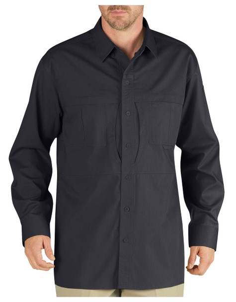 Dickies Men's Tactical Long Sleeve Shirt
