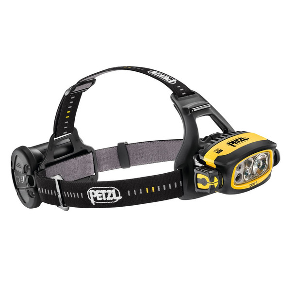 Petzl DUO S  Rechargeable Multibeam Headlamp