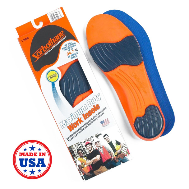 Sorbothane Maximum Duty Insoles