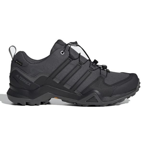 Adidas BC0383 Men's Outdoor Terrex Swift R2 GTX Shoes, Grey Six/Black/Grey Four