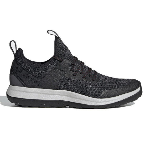 Adidas BC0881 Men's Five Ten Access Knit Approach Shoes Grey Six/Black/Red