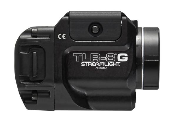 Streamlight TLR-8 500 Lumen Gun Light & Green Laser