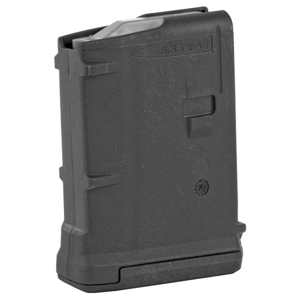 Magpul MAG559-BLK PMAG AR/M4 GEN M3 5.56mm 10rd Magazines