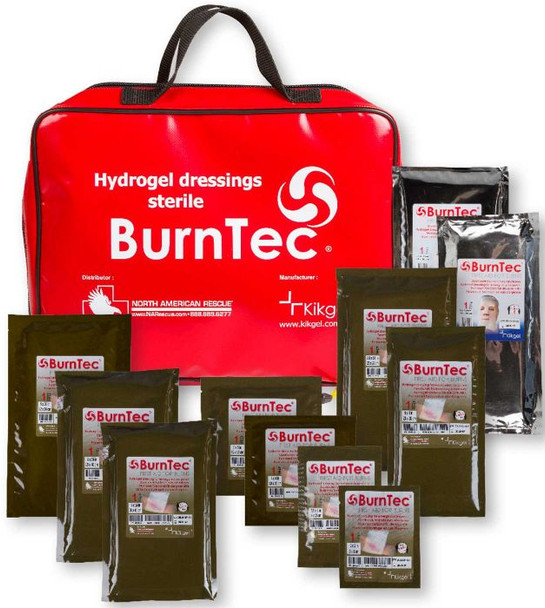 North American Rescue Burntec Burn Dressing Kits