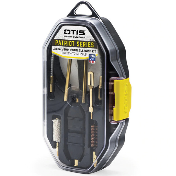 Otis Patriot Series Cleaning Kits for Pistols 9mm