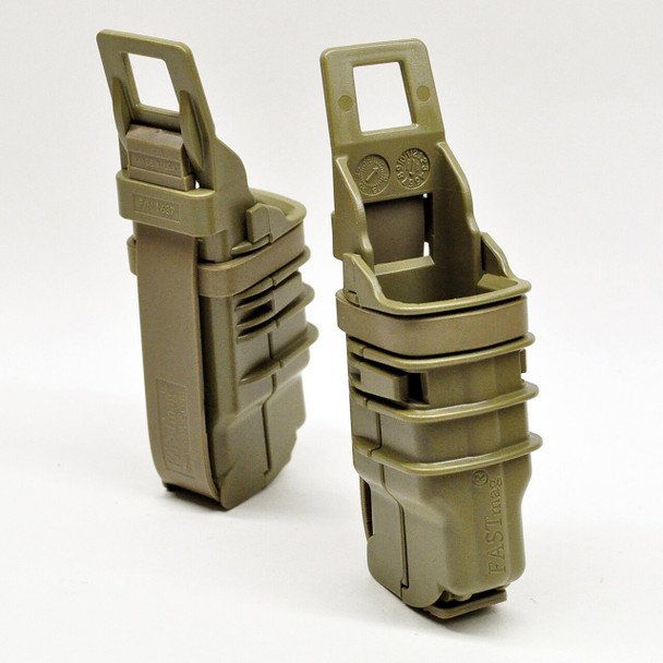ITW FastMag GEN3 Molle PALS Pistol Magazine Holders Tan
