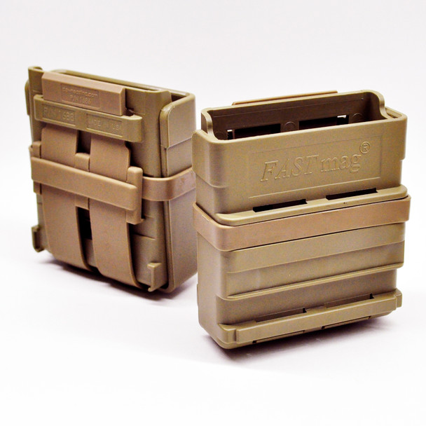 ITW FastMag GEN3 7.62mm Magazine Holders Tan