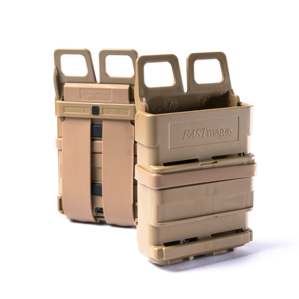 ITW FastMag GEN4 Molle PALS 5.56mm Magazine Holders Tan