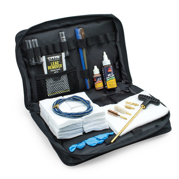 Otis Police/Tactical Cleaning Kits for Handguns 9mm