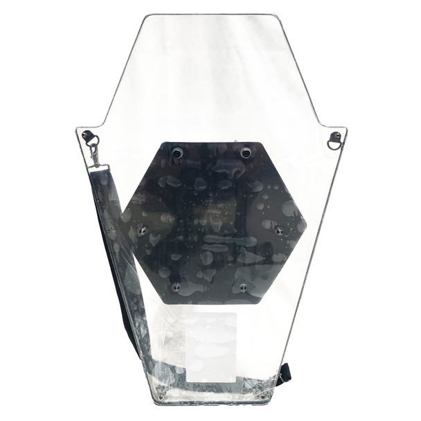 Battle Steel Level IIIA Transparent Ballistic Shields