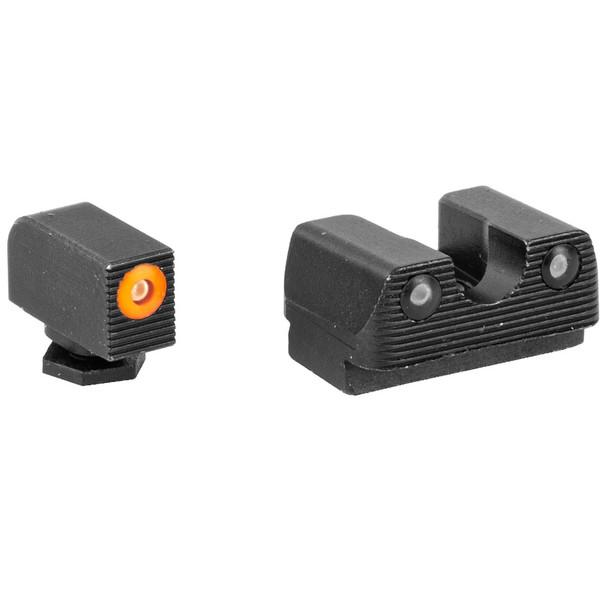 Rival Arms Tritium Night Sights Glock 17/19