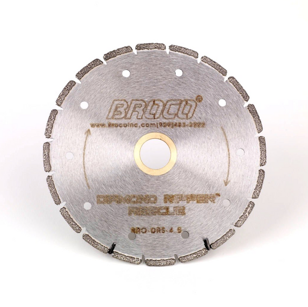 Broco Mini Diamond Ripper Rescue Saw Blades 7""