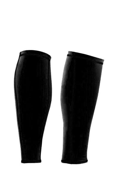 2XU Unisex Compression Calf Guards, Black
