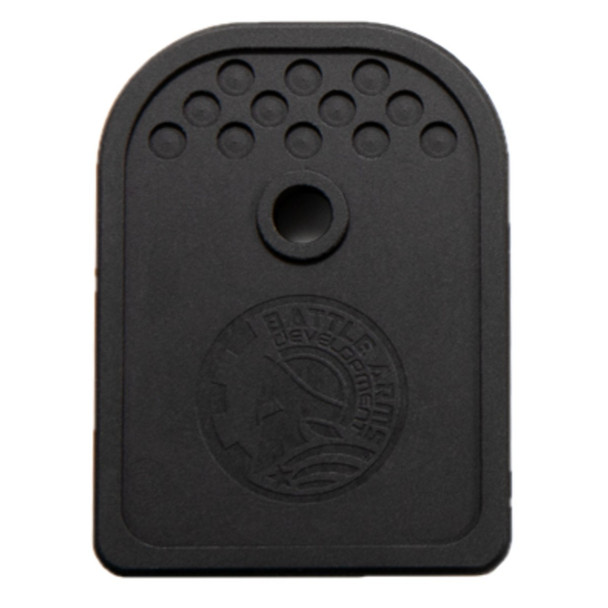 Battle Arms Magazine Baseplates for Glock 9/40/357 Sig, Black