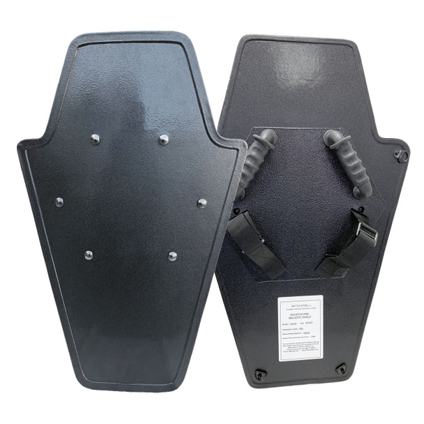 Battle Steel Lightweight Ballistic Shields Level IIIA+