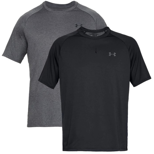 Under Armour Men's Short Sleeve Tech Tee 2.0
