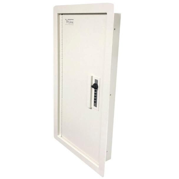 V-Line Quick Vault XL In-Wall Handgun Safe