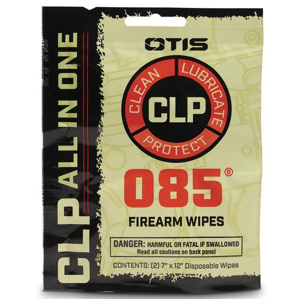Otis 085 CLP Wipes 2pk