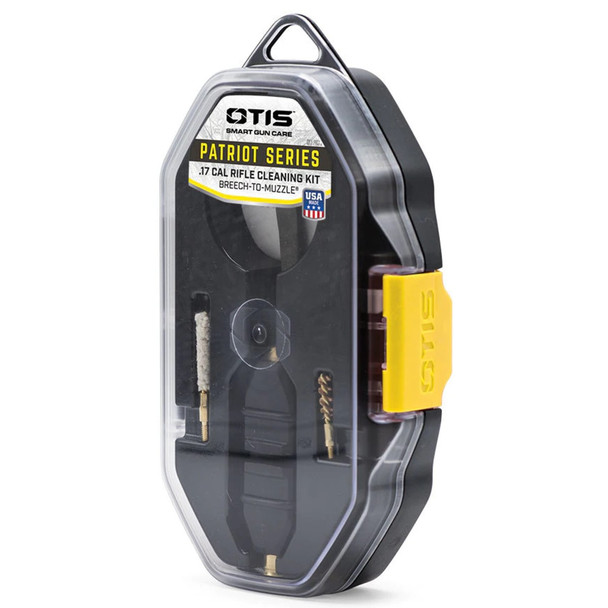 Otis Patriot Series Cleaning Kits for Rifles .17 Caliber