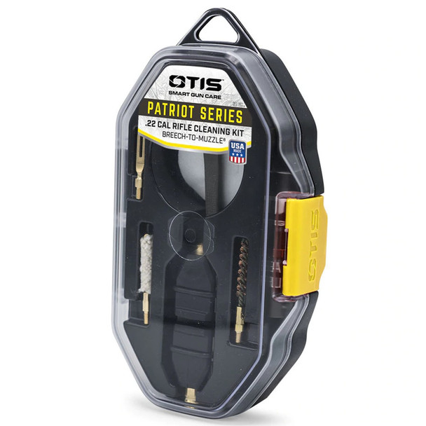 Otis Patriot Series Cleaning Kits for Rifles .22 Caliber