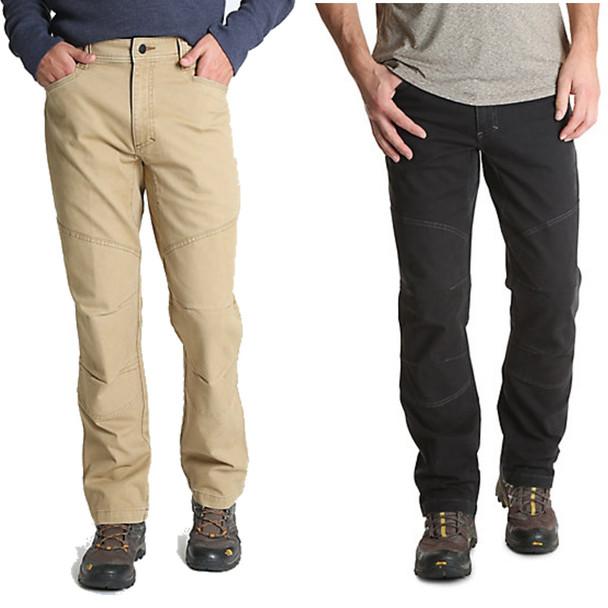 Wrangler All Terrain Gear Men's Reinforced Straight Leg Utility Pants