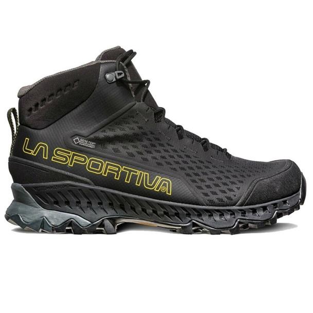 La Sportiva Stream GTX Boots, Black/Yellow