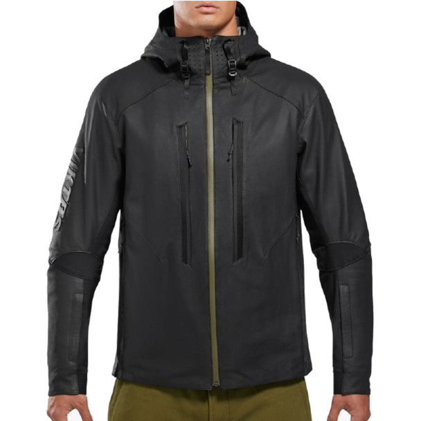 Viktos Actual Waterproof Leather Jacket