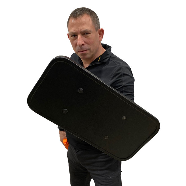 Battle Steel Level IIIA+ 12x24 Ballistic Shields