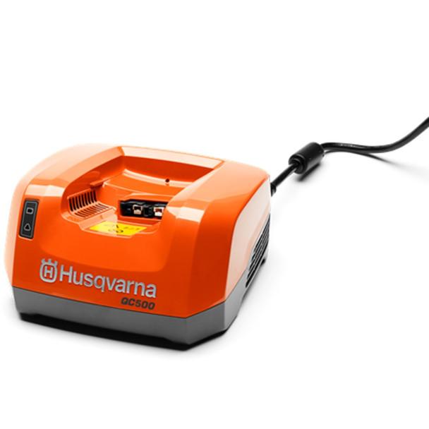Husqvarna QC500 Battery FAST Charger